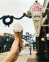 Hersheys Ice Cream Parlor at OWA