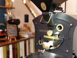 Unorthodox Roasters coffee roaster - the Giesen