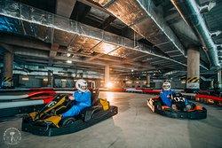PitStop Gdansk Go-kart Track
