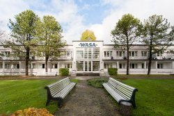 Health Centre and Hotel Wasa