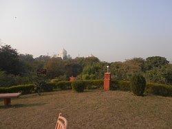 In a quiet suberb of Agra, 5mins drive from Taj Mahal