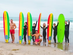Golden Wave Surf School