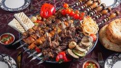 """Наши """"коронные"""" блюда - приготовленные на мангале"""