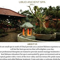 Ubud Ancient Spa