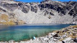 Lake Alta Track