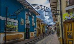 Calle Lourdes