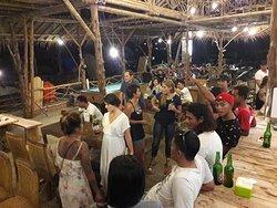 Bamboo Cafe & Resto Pangandaran