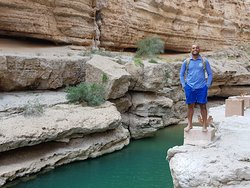 Wadi Shab Adventures