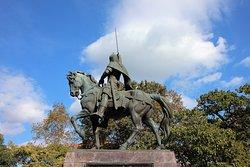 Monument of Tsar Kaloyan