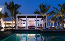 Al Mina Restaurant & Bar at Al Baleed Resort by Anantara