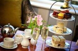 Afternoon Tea in our Lounge