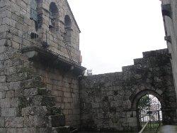 Sao Pedro de Roriz Church