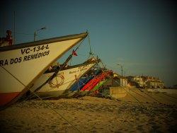 Praia de Vila Cha