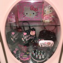 Hello Kitty Island in N Seoul Tower