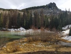 Opal Lake Trail