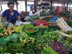 兰姆町市场