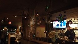 Boudreauz's Entrance/bar