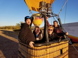 2 Fly Us Hot Air Balloon Rides - Private Flights