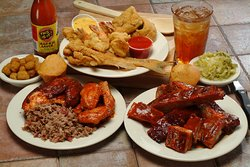 This Is It BBQ and Seafood- Stonecrest