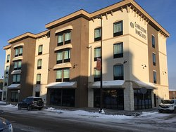 Cobblestone Inn & Suites at UW Stout Downtown Menomonie