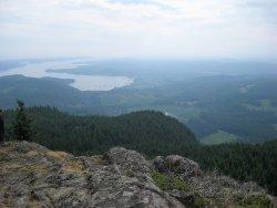 Menzies Mountain Trail