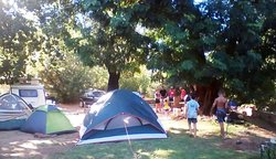 Caravan camping @ Algeria