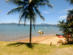 Barra do Corumbe Beach