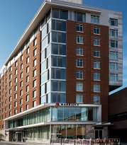 Ithaca Marriott Downtown on the Commons