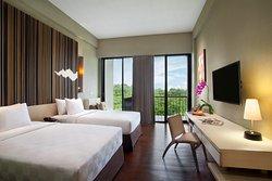 Deluxe Room - Twin Bed