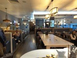 Club Aspire Lounge - Heathrow Terminal 3