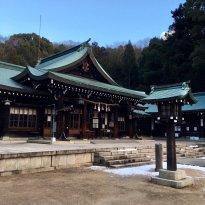 Okayama Gokoku Shrine