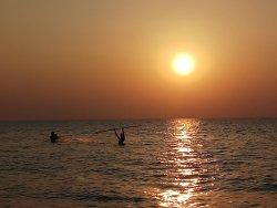 Dahanu Beach