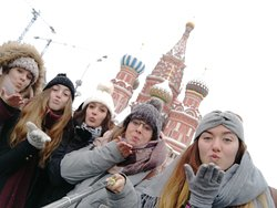 Excursions in Russia