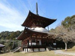 Negoro-ji Temple Large Pagoda