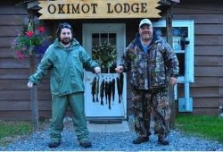 Okimot Lodge on Tomiko Lake