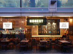 Honest Burgers - South Bank