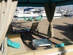 Ruhepol in der Bucht von San Diego