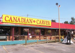 Agawa Indian Crafts & The Canadian Carver