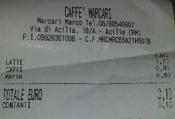 Caffe Marcari