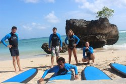 Infinite Wave Surf School