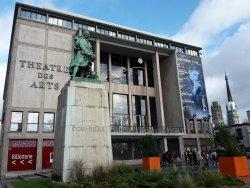 Statue of Pierre Corneille
