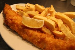 Papas Fish and Chips