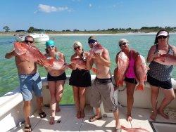 Tailraiser Charters Fishing