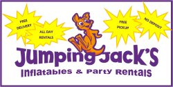 Jumping Jack's Inflatables & Party Rentals