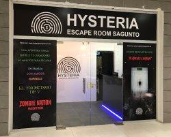 Hysteria Escape Room