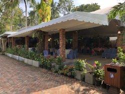 Główna restauracja/wiata na śniadanie
