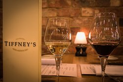 """Tiffney's Steakhouse """"The Home of Dry Aged Beef"""""""