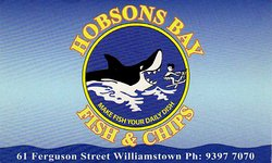 Hobson Bay Fish & Chip Shop