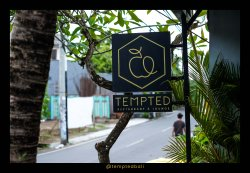 Find us by the side of street. Get ready for amazing view once you enter our main restaurant.