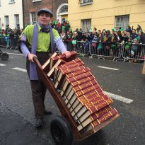 Saint Patrick's Festival in Dublin City